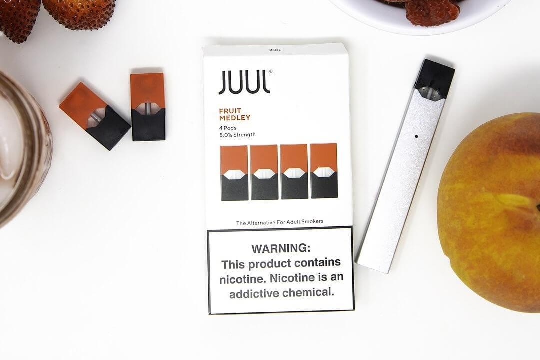 Juul E-Zigarette Design
