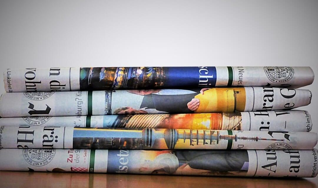 Wochenzeitungen Vergleich