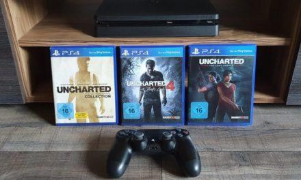 Uncharted Reihe – Rankings, Spielzeiten & Verkaufszahlen in der Übersicht